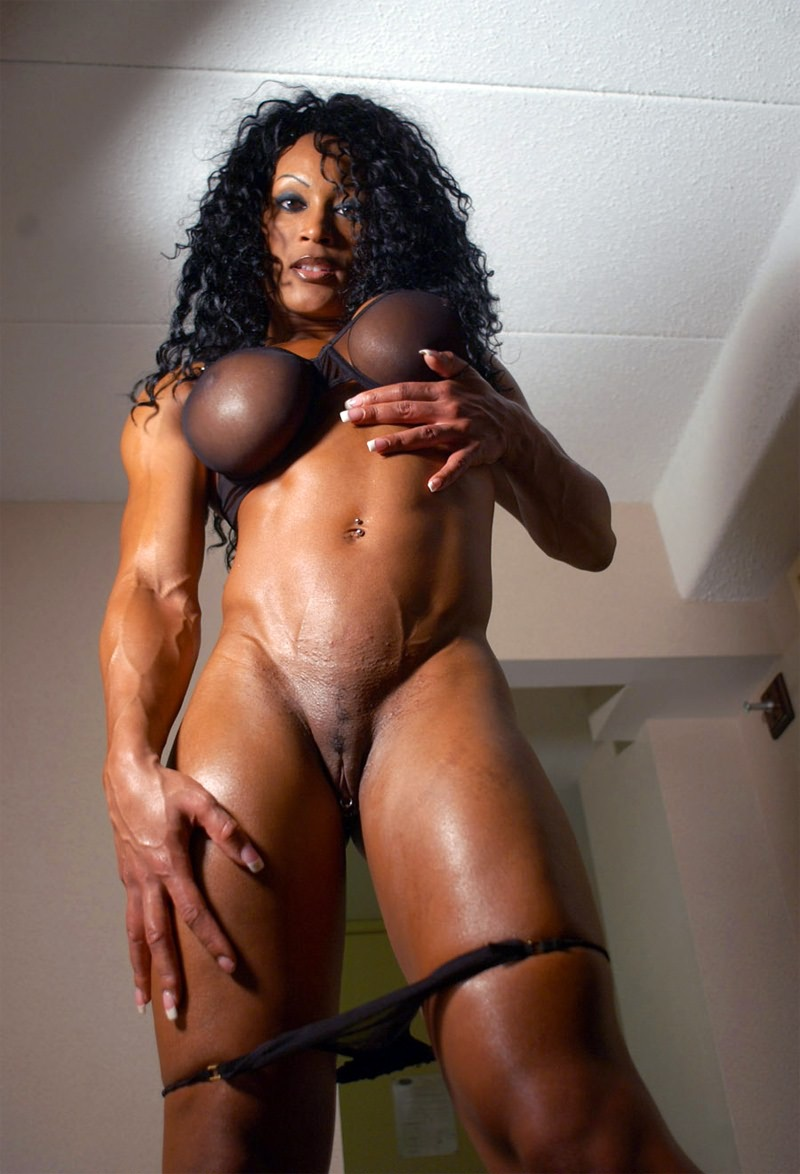 from Sergio naked pornstar black girls